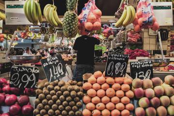 Fruit at market
