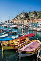 Nizza, Fischerhafen