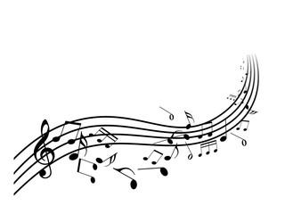 譜面 楽譜 音楽 ミュージック コンサート ト音記号