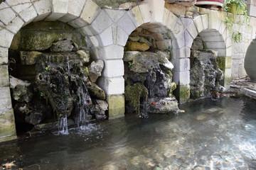 Brunnen bei Argiroupoli, Kreta