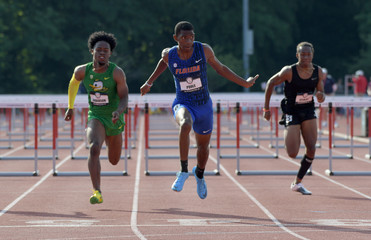 Track and Field: USA Junior Championships