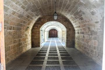 Fototapeta Old Tunnel