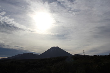 Mt Ngauruhoe, New Zealand
