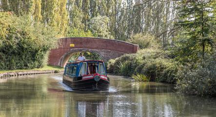 Barge Summer