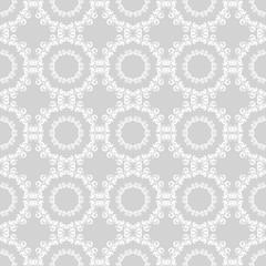 seamless geometric abstract pattern