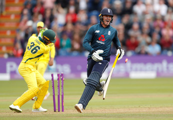 England vs Australia - Second One Day International