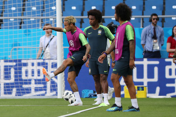 World Cup - Brazil Training