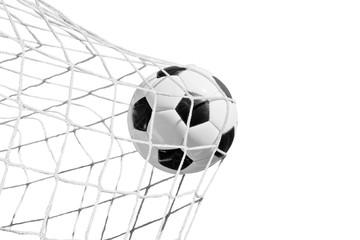 Fotoväggar - Ball im Netz