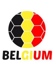 belgium belgien text rund kreis fan feiern party ball muster flagge gewinner sieger
