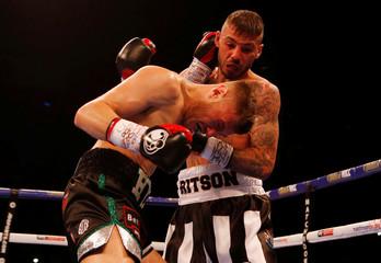 Lewis Ritson vs Paul Hyland Jr - British Lightweight Title