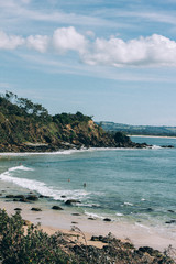 Byron Bay Wategoes beach Australia