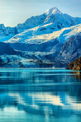 Glacier Bay Alaska cruise vacation travel global warming