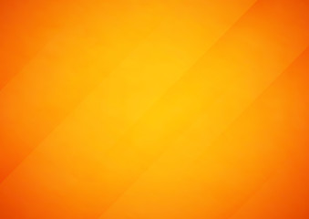 Abstract orange vector background with stripes