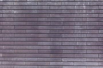 Brick wall grey background texture