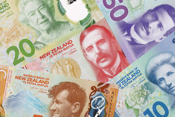 Money from New Zealand, a background