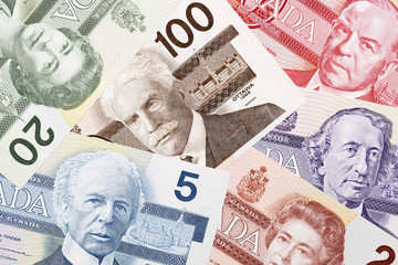 Old Canadian money, a background