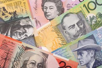 Australian money, a background