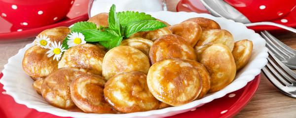 Pfannkuchen  -  Pancakes