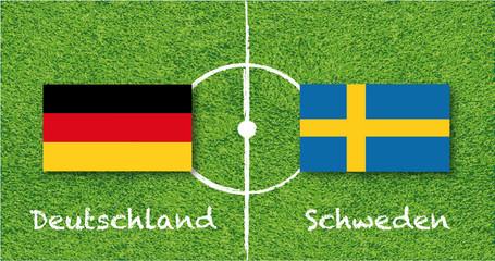 Weltmeisterschaft 2018 Deutschland Schweden
