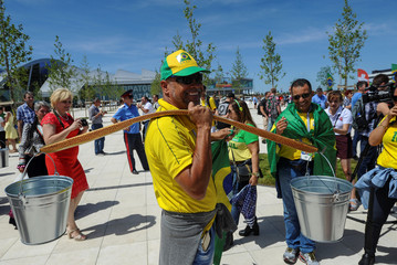 FIFA World Cup - Group E - Brazil v Switzerland