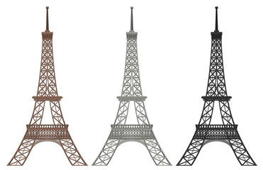 A Set of Eiffel Tower