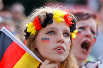 Soccer Football - World Cup - Group F - Germany vs Mexico