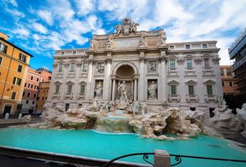 Photo sur Aluminium Rome Fountain in Rome