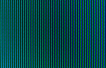 Monitor pixels background
