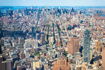 New York Manhattan von oben III