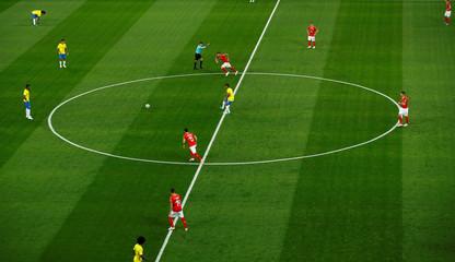 World Cup - Group E - Brazil vs Switzerland