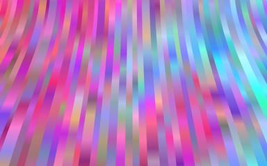 Illuminating lines, vibrant gradient color. Luminous texture. Bright, neon stripes.