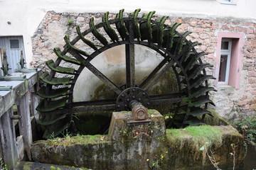 Brückenmühle in Dieburg