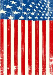 American dirty flag