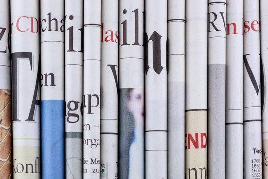 media, news, newspapers