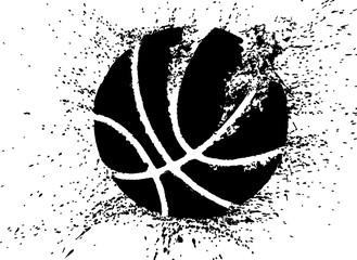 Basketball Shattering
