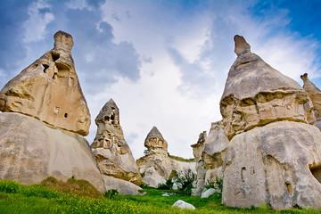 Pigeon Valley, Cappadocia, Anatolia, Turkey