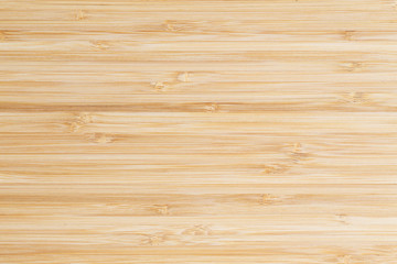 Bamboo surface merge for background, top view brown wood paneling