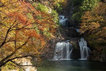広島県三段峡 三ツ滝