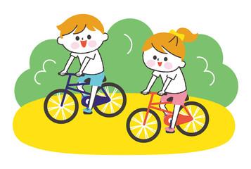 サイクリング 子供