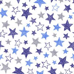 崩れた星のパターン,