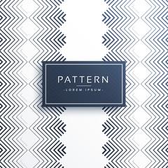 verticle zigzag style pattern design