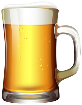 A Big Pint of Beer