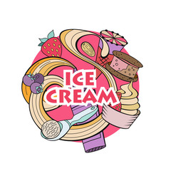 Miscellaneous ice cream with fruit, nuts and topping. Hand drawn vector illustration-02.jpg