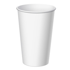 Realistic Disposable big Plastic Cup