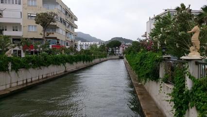 A river in Vietnam