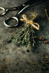 Thyme dry herb