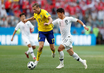 World Cup - Group F - Sweden vs South Korea