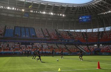 World Cup - Japan Training