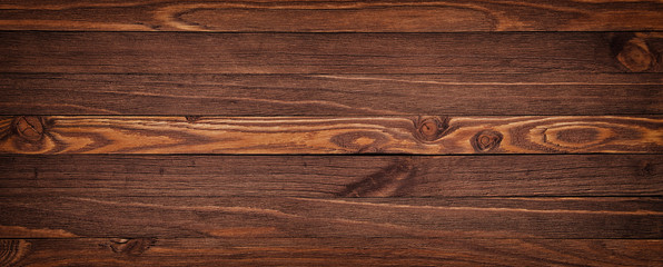 Grunge rich wood grain texture background with knots