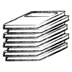 grunge education books academic object study